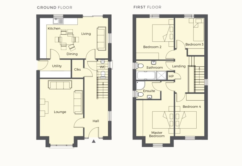 new forge floor plan