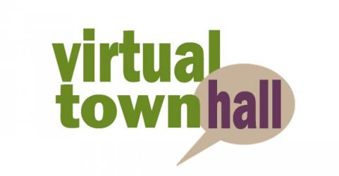Virtual Town Hall Meeting Images