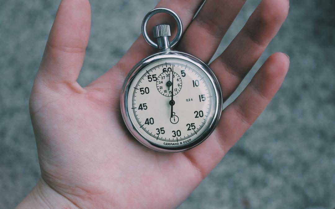 "Sep 15   ""Trusting God's Timing""  Psalm 27:14"