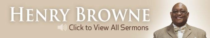 Henry Browne Sermons
