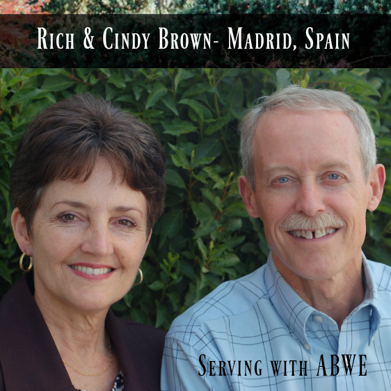 Rich & Cindy Brown-website