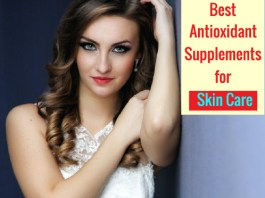 Choosing the best antioxidant supplements for Skin