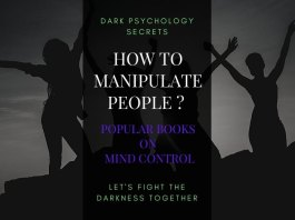 How to Manipulate People Book