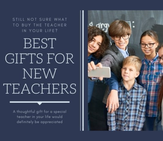 Best Gifts for New male or female Teachers
