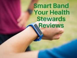 Smart Band Your Health Stewards