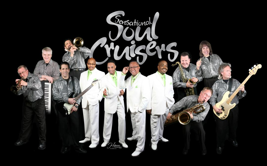 The Sensational Soul Cruisers Live at the New Hope Winery