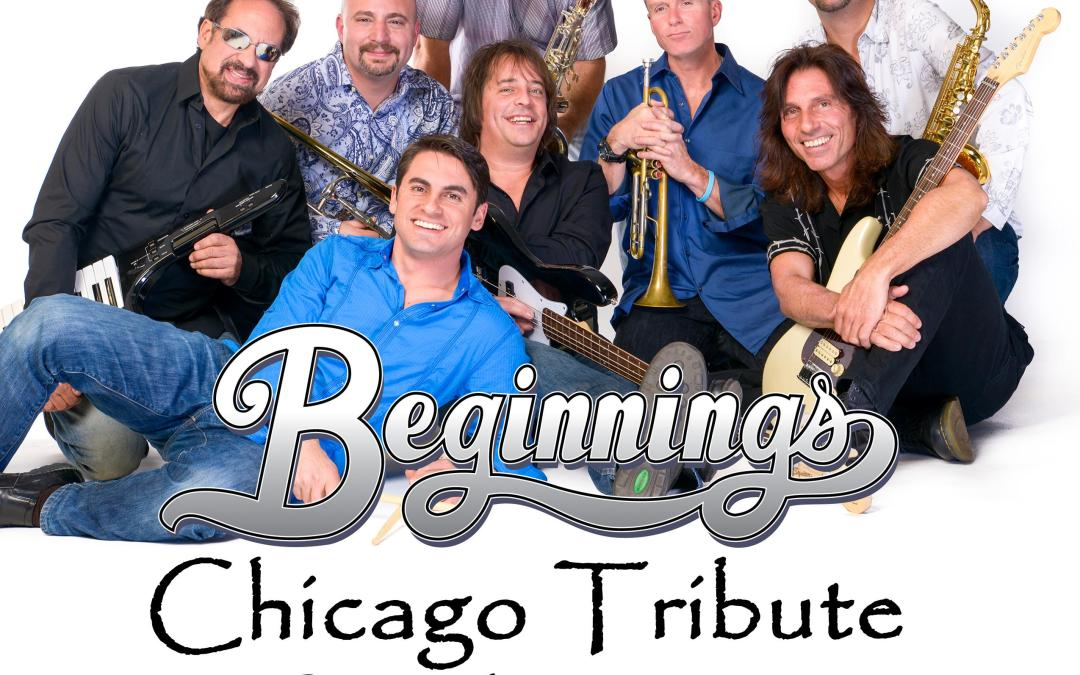 Beginnings: The Ultimate Tribute to Chicago Live at the New Hope Winery