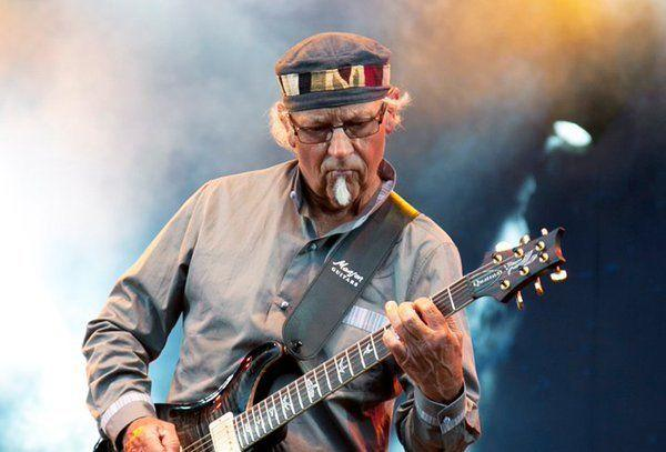 Martin Barre Live at New Hope Winery