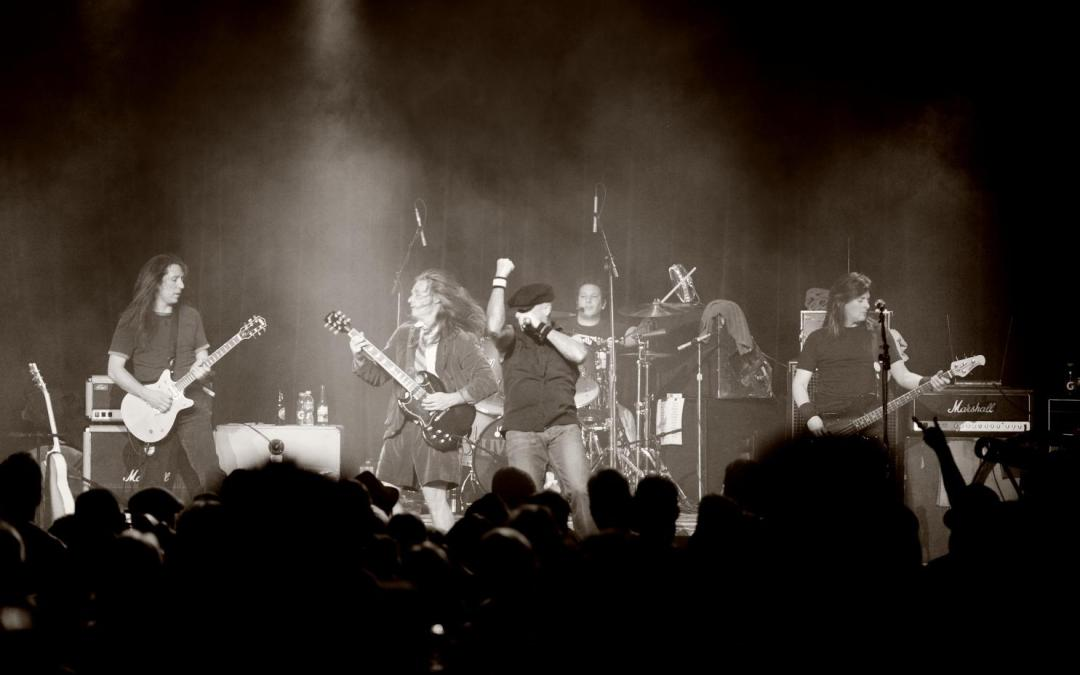 Live Wire: The World's #1 AC/DC Tribute Live at New Hope Winery