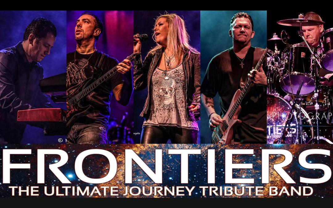 Frontiers – A Tribute to the Music of Journey Live at New Hope Winery