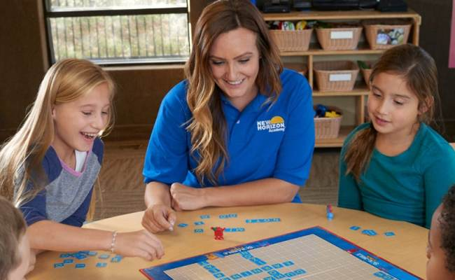 Before And After School Care Programs New Horizon Academy
