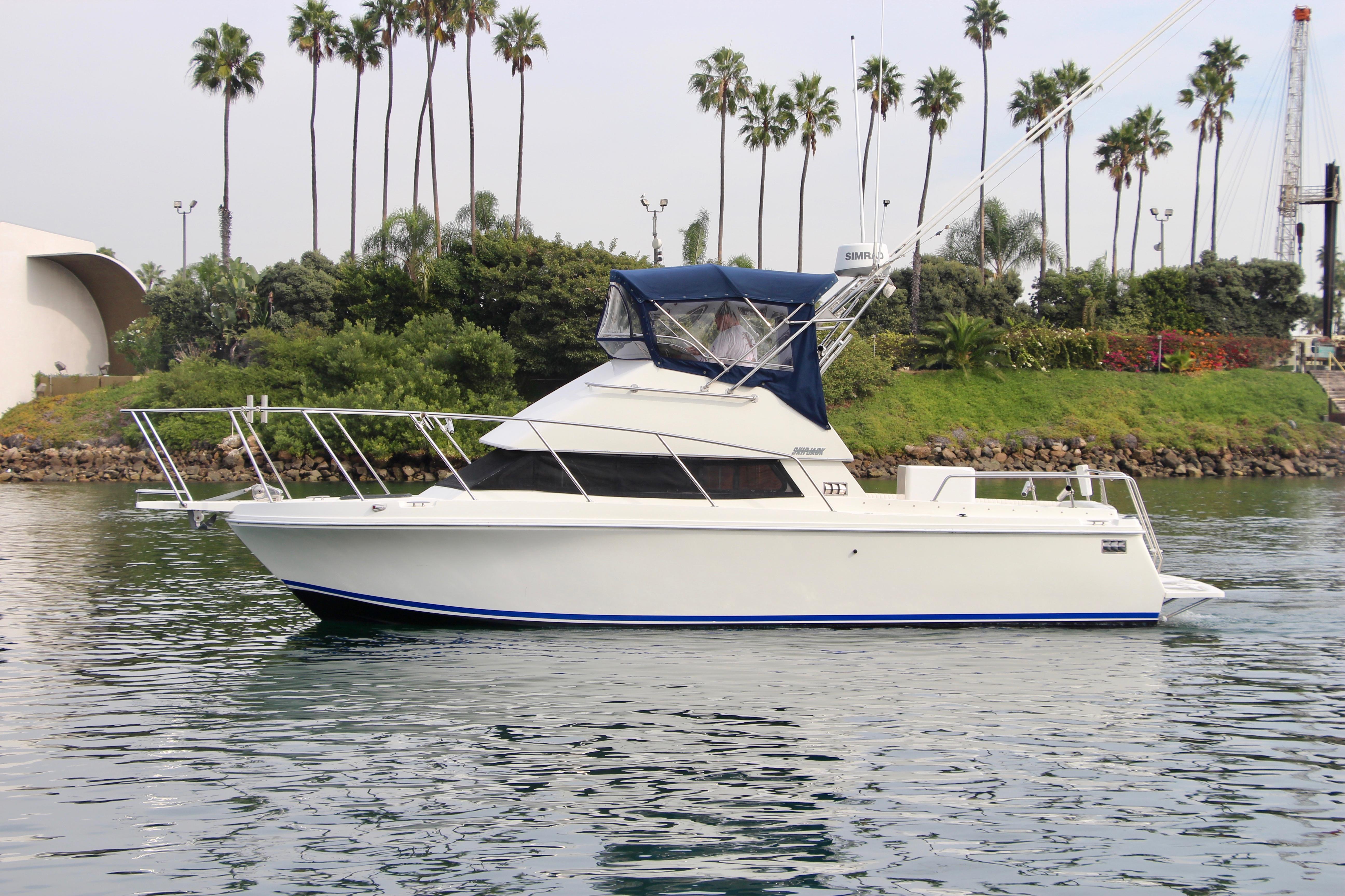 2001 Skipjack 262 Flybridge Power Boat For Sale - www.yachtworld.com