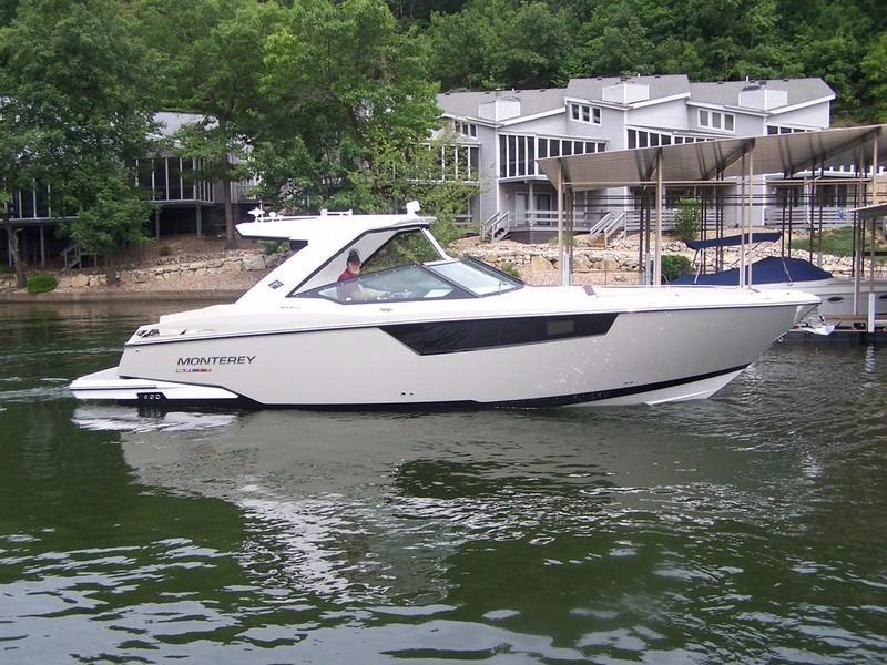 2017 Monterey 378 SE Bowrider Power Boat For Sale Www