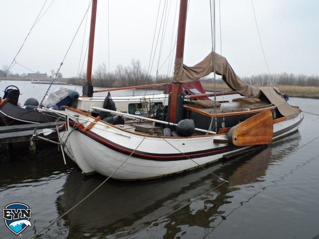 1905 Tjalk Roefschip Segel Boot Zum Verkauf Www