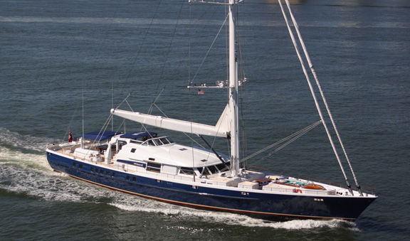 2004 Pendennis High Performance Motorsailer Sail Boat For Sale Wwwyachtworldcom