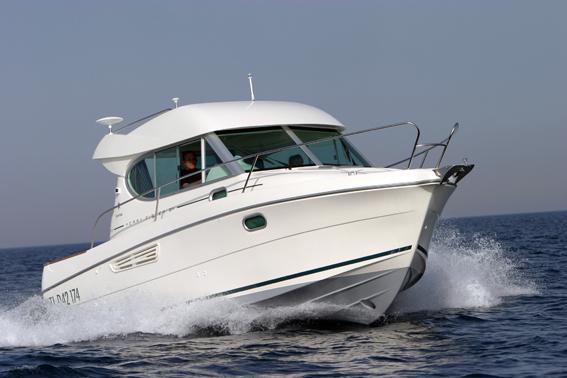 2008 Jeanneau Merry Fisher 805 Power Boat For Sale Wwwyachtworldcom