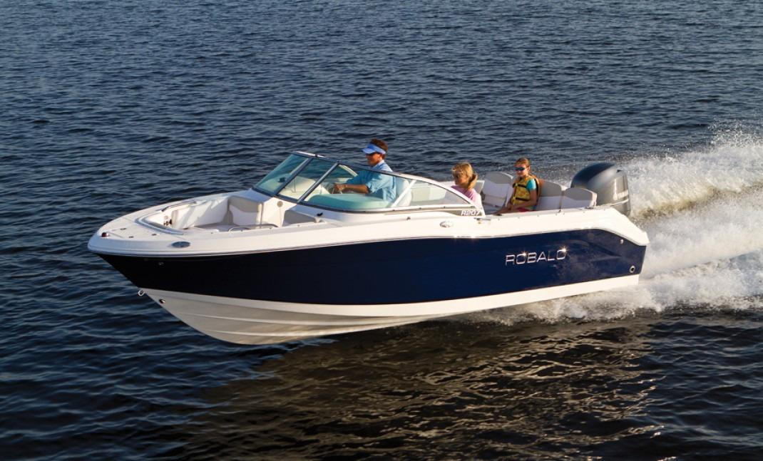 2018 Robalo R207 Dual Consoles Power Boat For Sale Www
