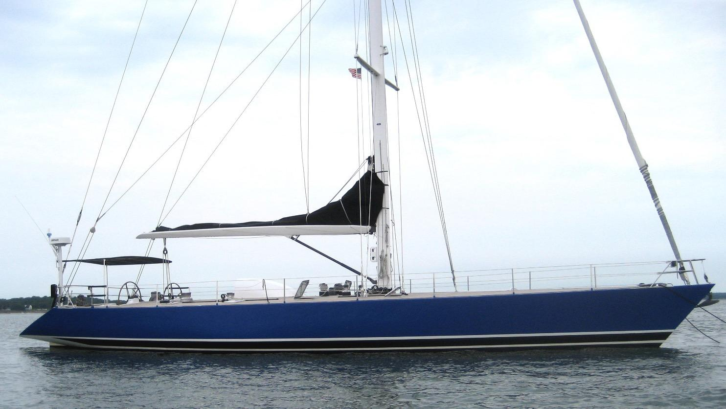 1984 Frers 71 Sail Boat For Sale Wwwyachtworldcom