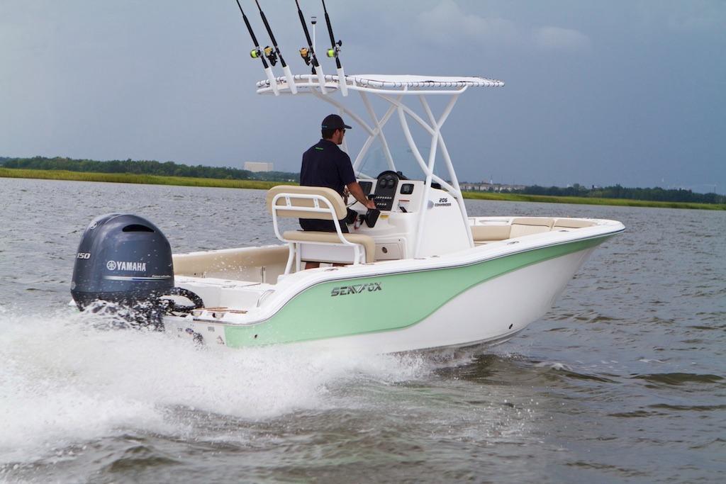 2018 Sea Fox 206 Commander Power Boat For Sale Www