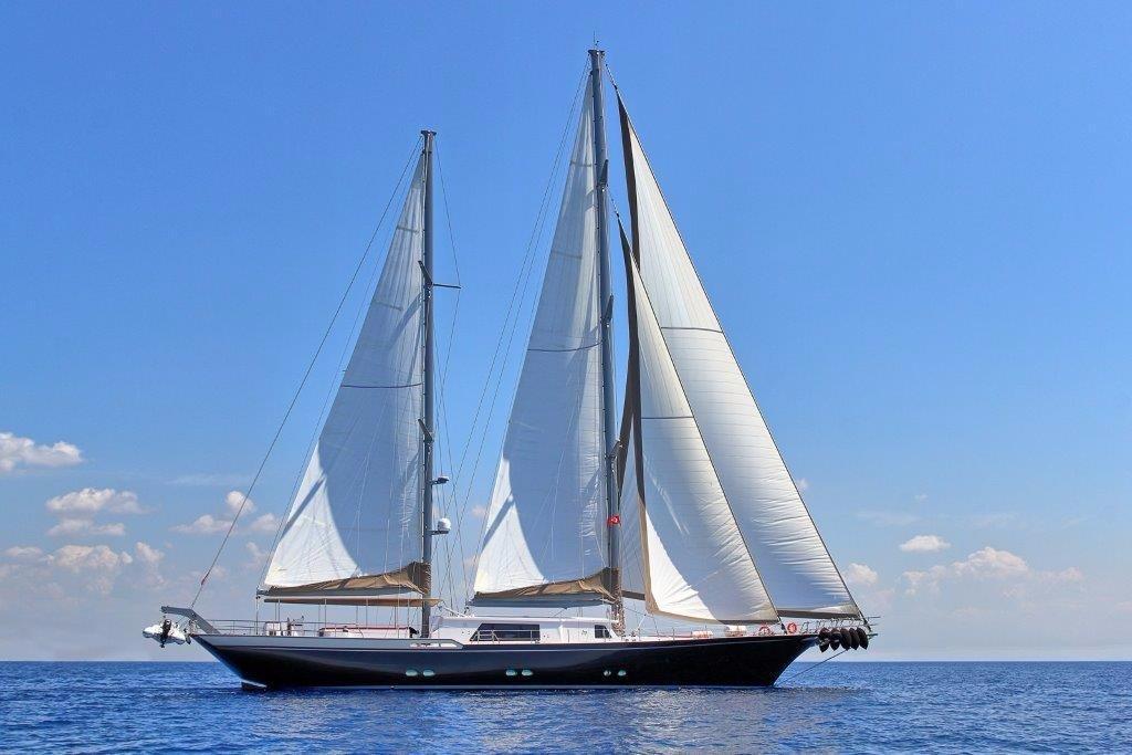 2016 VOS MARINE STEEL KETCH 40 Meters Power Boat For Sale
