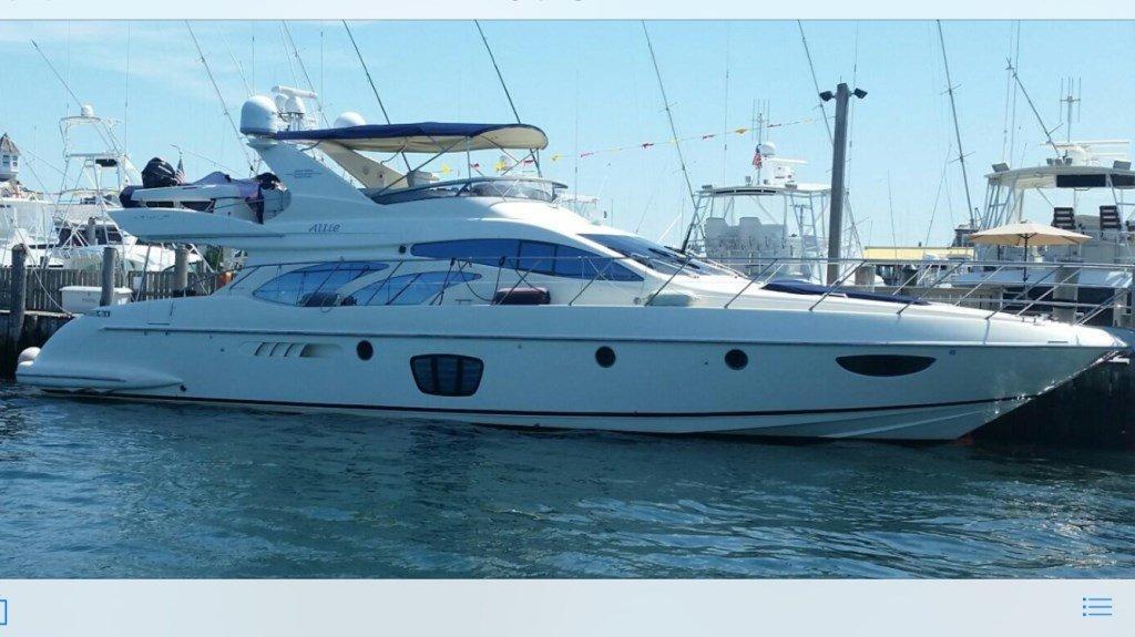 2009 Azimut 62 Flybridge Power Boat For Sale