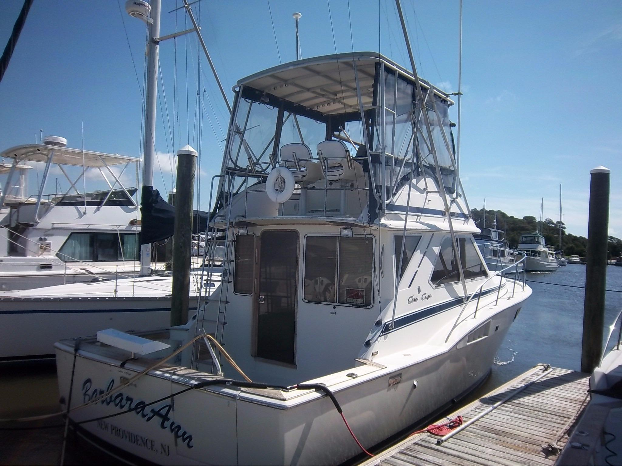 1985 Chris Craft 36 Commander Power Boat For Sale Www