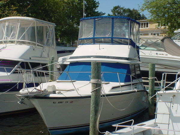 1986 Trojan F32 Convertible Power Boat For Sale Www