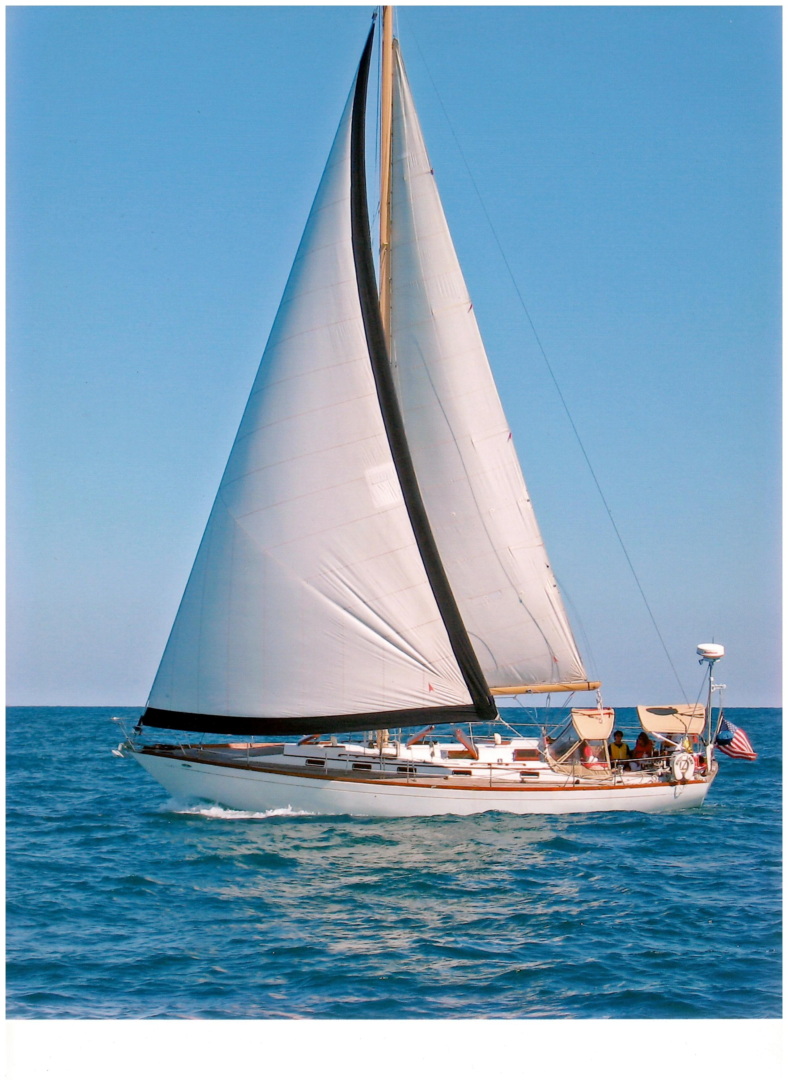 1980 Cheoy Lee 44 Cutter Sail Boat For Sale Www