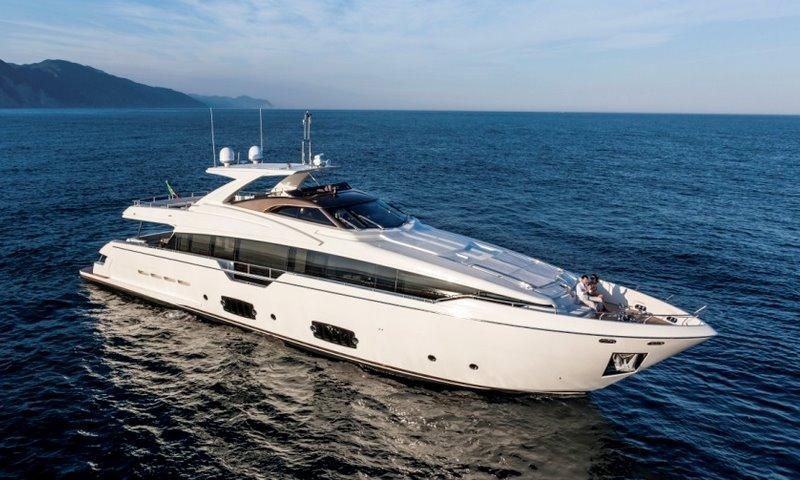 2019 Ferretti Yachts 960 Power Boat For Sale
