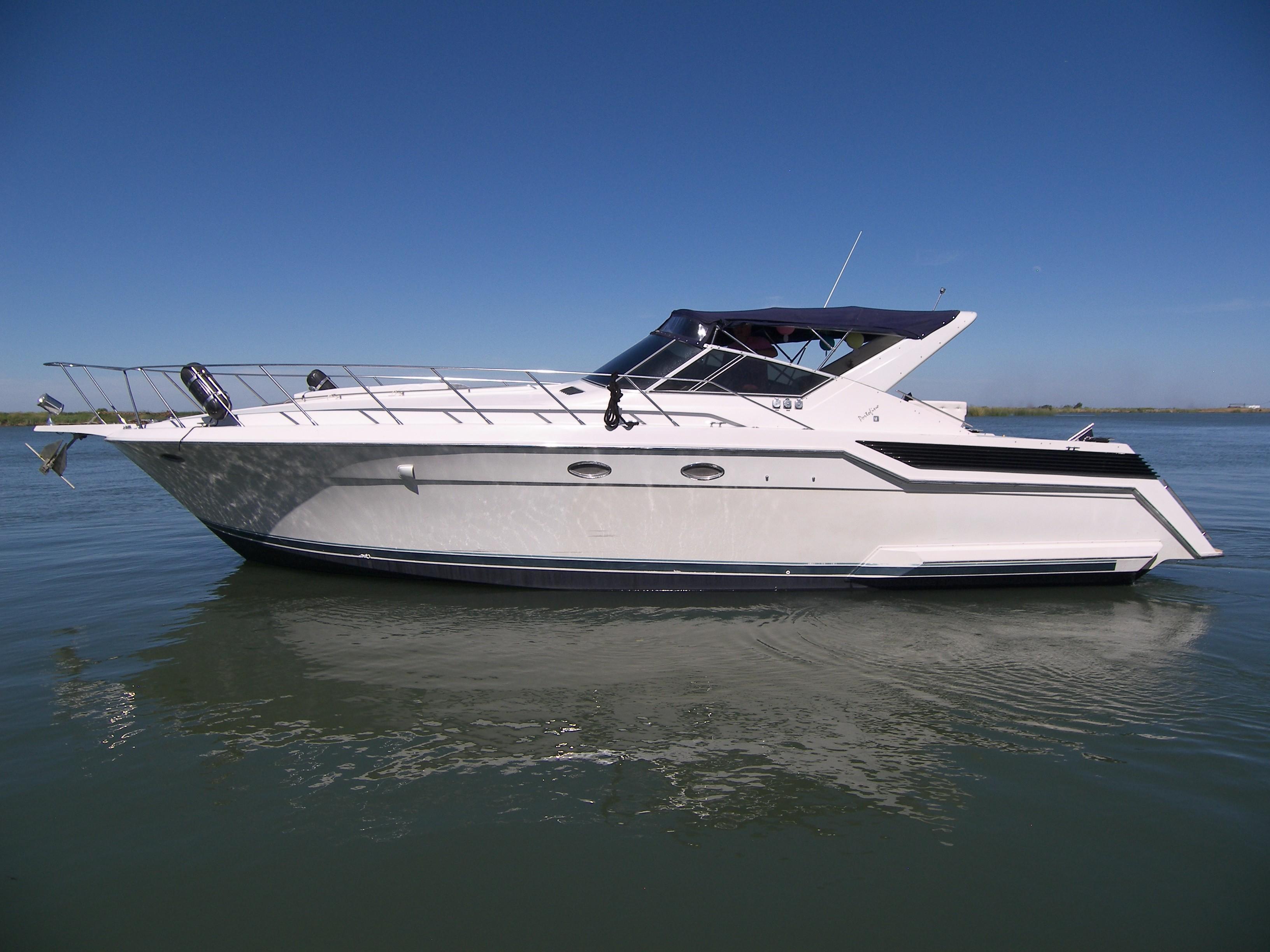 1988 Wellcraft 43 Portofino Power Boat For Sale Www