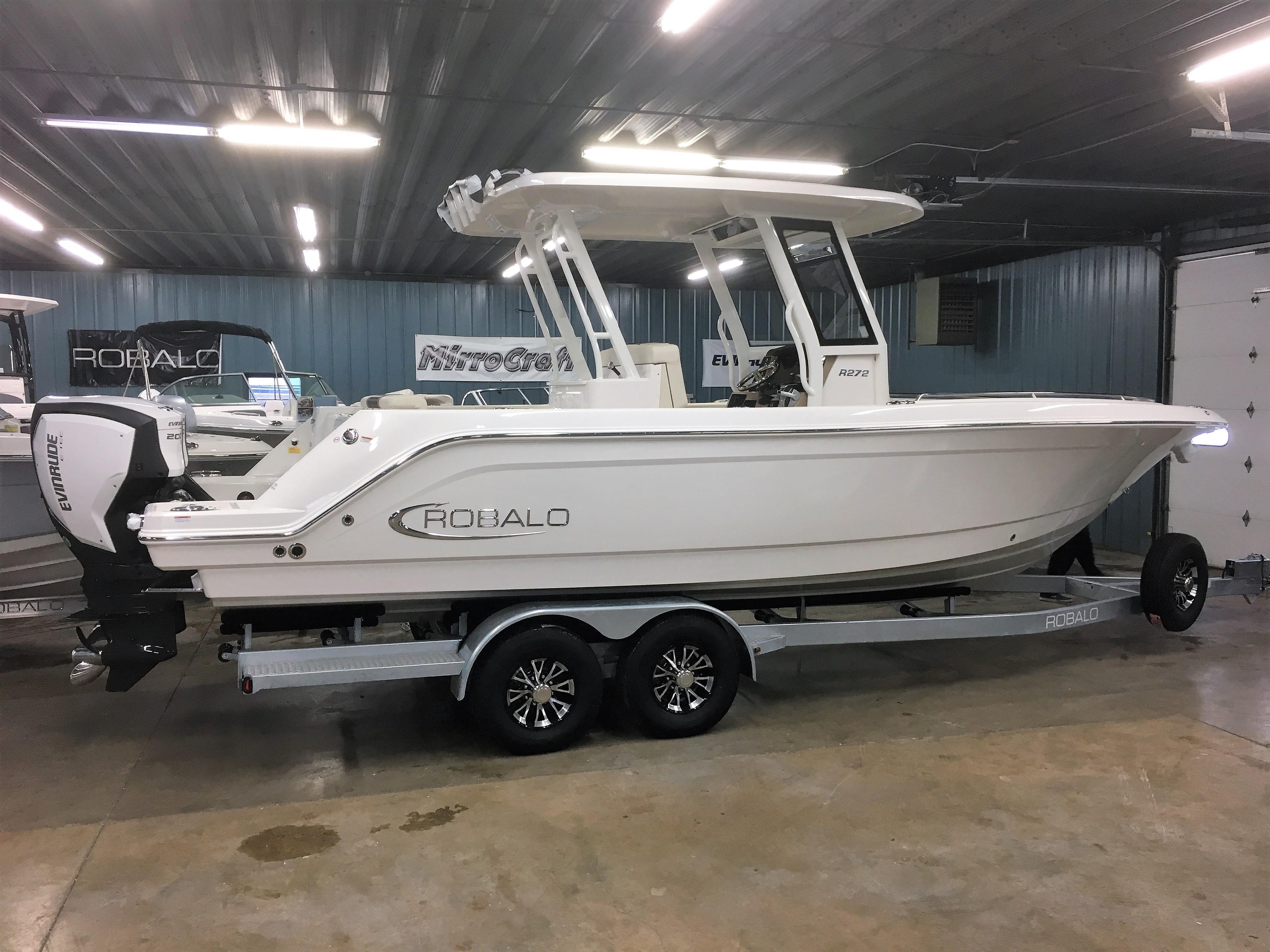 2019 Robalo R 272 Power Boat For Sale Wwwyachtworldcom