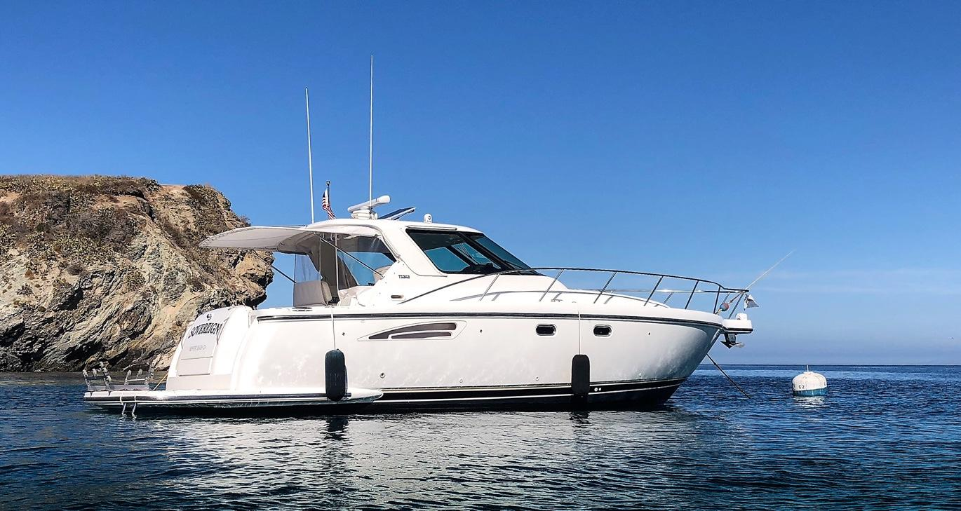 2004 tiara 3600 sovran power boat for sale www yachtworld comlarge photo photo 0 [ 1370 x 729 Pixel ]