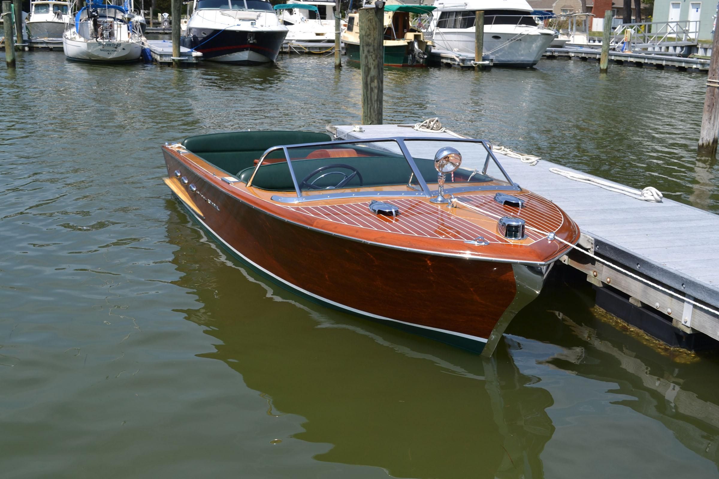 1956 Chris Craft Classic 18 Continental 1956 Power Boat