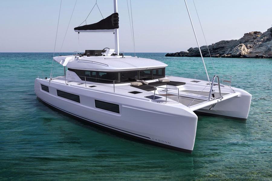 2018 Lagoon 50 Sail Boat For Sale Wwwyachtworldcom