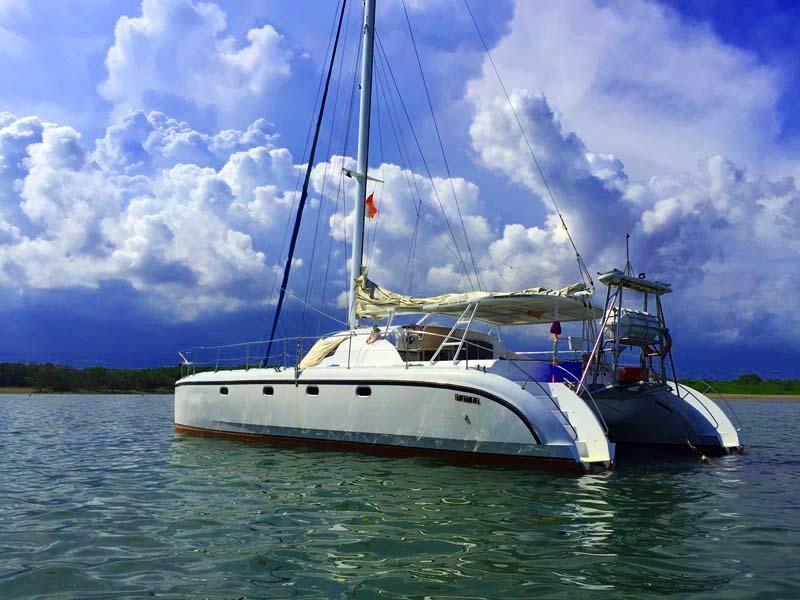2005 Fantasy Tourism 50 Ft Catamaran Sail Boat For Sale