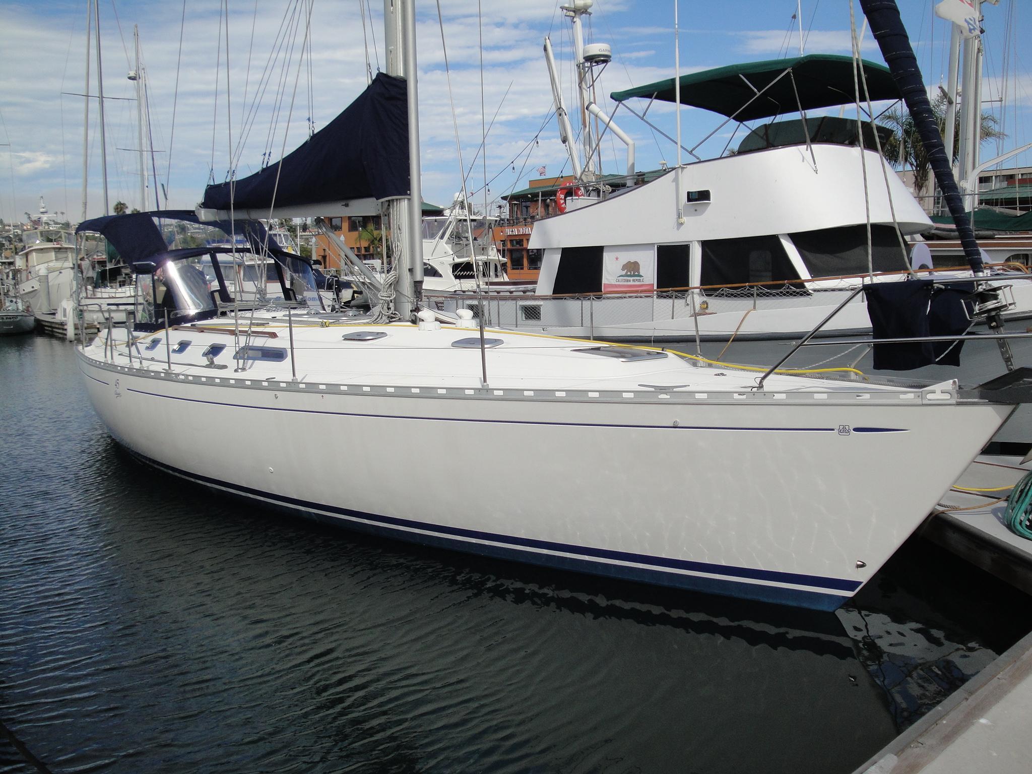 Cabrillo Yacht Sales San Diego Ca Autos Post