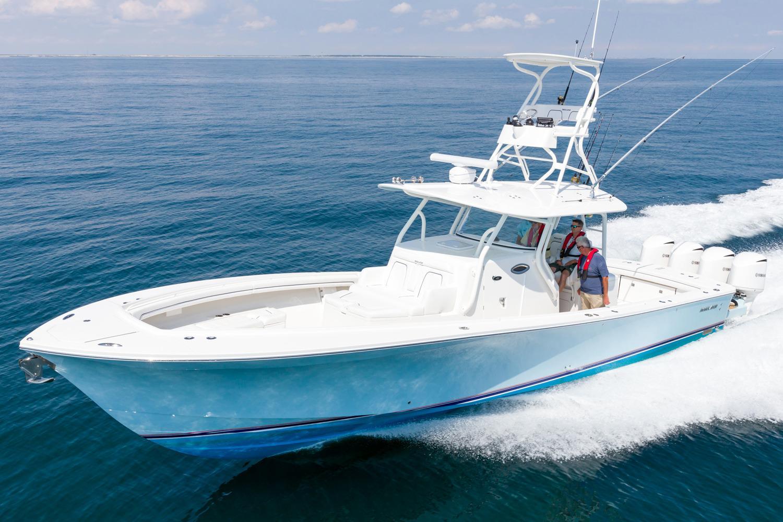 2017 Regulator 41 Power Boat For Sale Wwwyachtworldcom