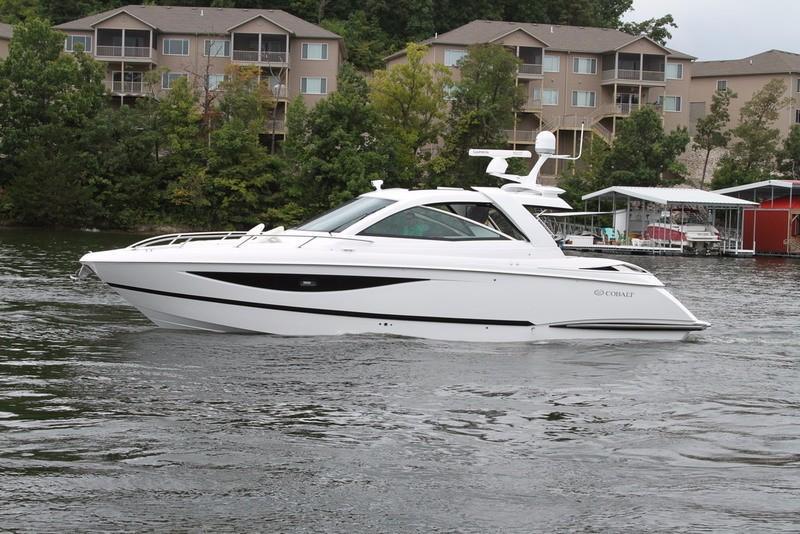 2017 Cobalt A40 Power Boat For Sale Wwwyachtworldcom