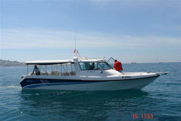 2003 Gulf Craft Touring 36 Power Boat For Sale Wwwyachtworldcom