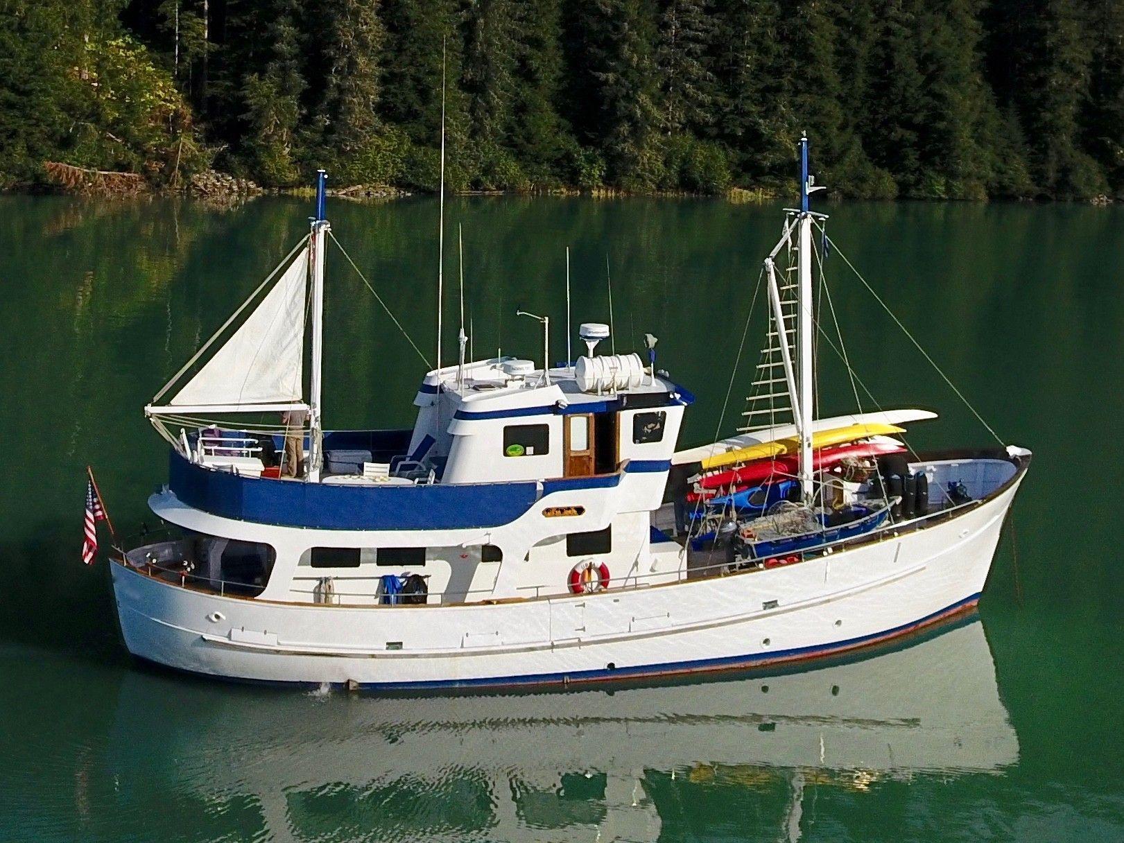 1972 Southern Marine Malahide Trawler Yacht Motor Yacht for sale - YachtWorld