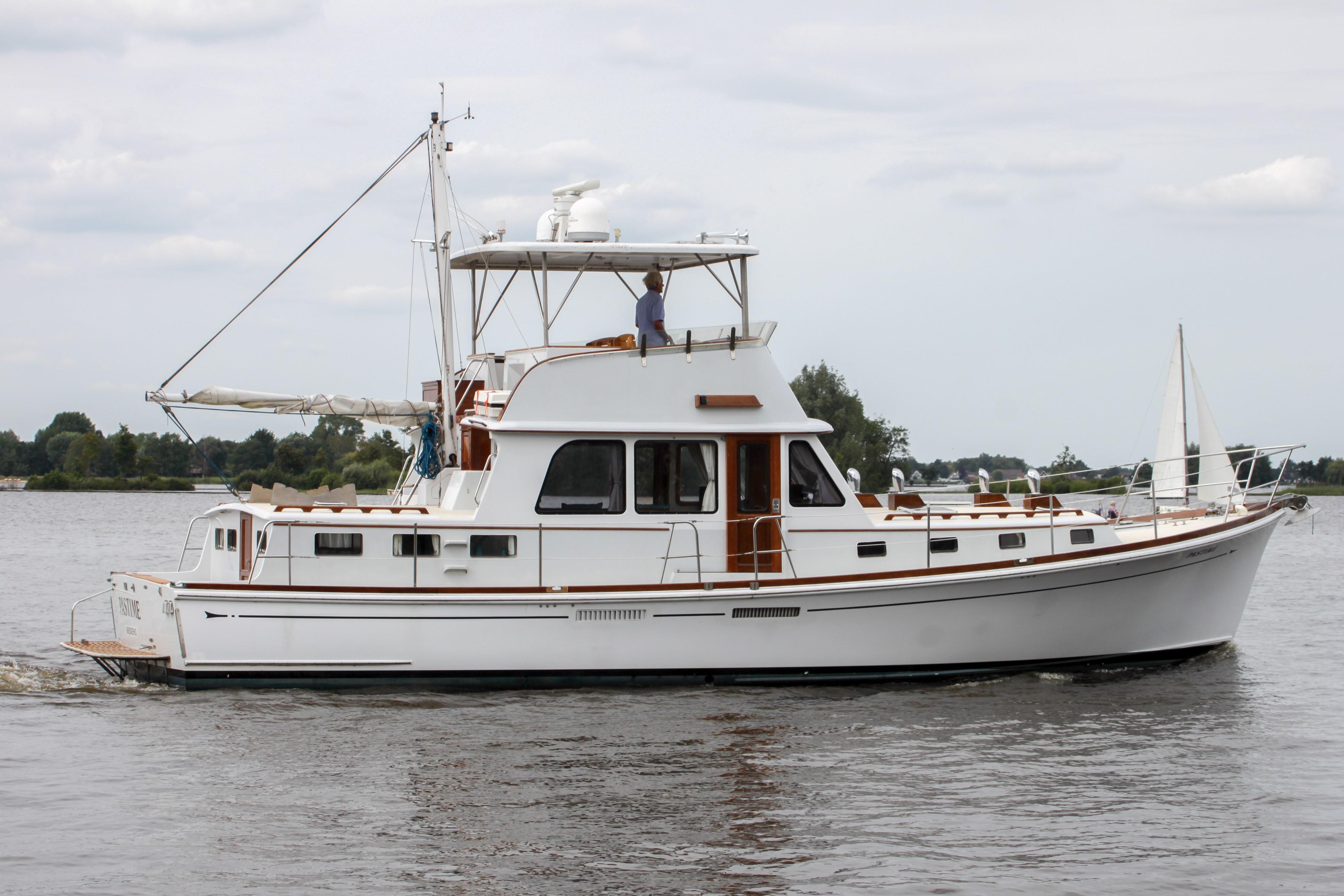 1992 Lyman Morse 48 Power Boat For Sale Wwwyachtworldcom