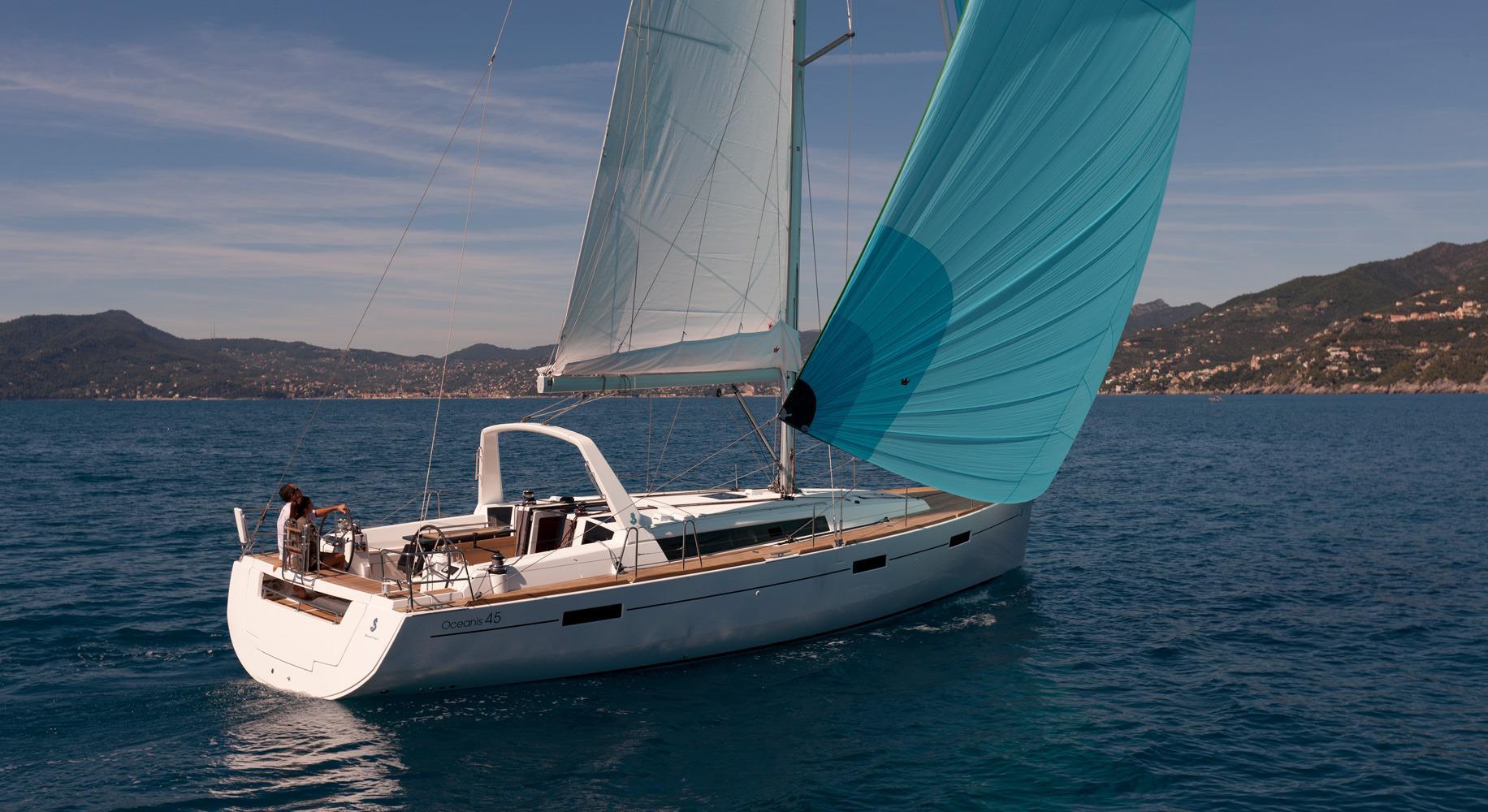2016 Beneteau Oceanis 45 Sail Boat For Sale Www