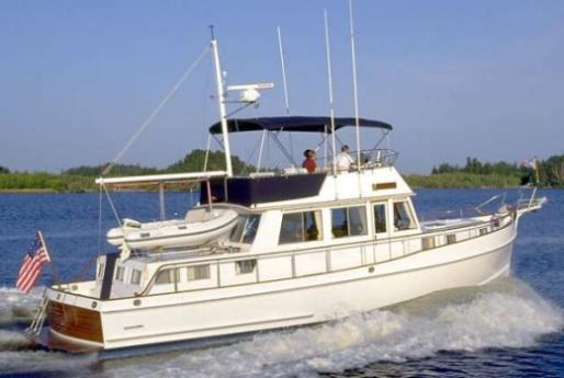 Grand Banks 46 Classic Boats For Sale YachtWorld