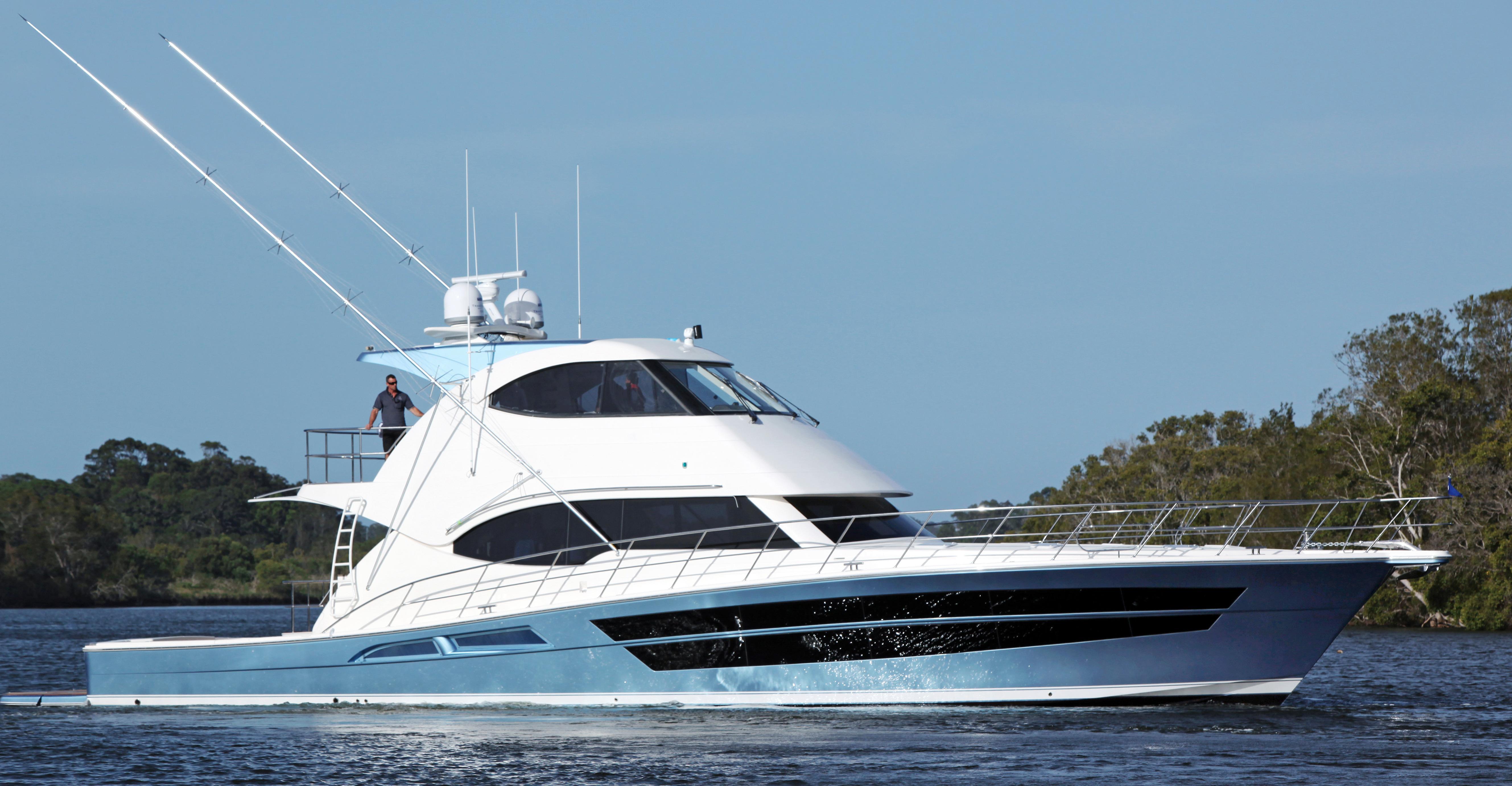 viking princess yachts for sale