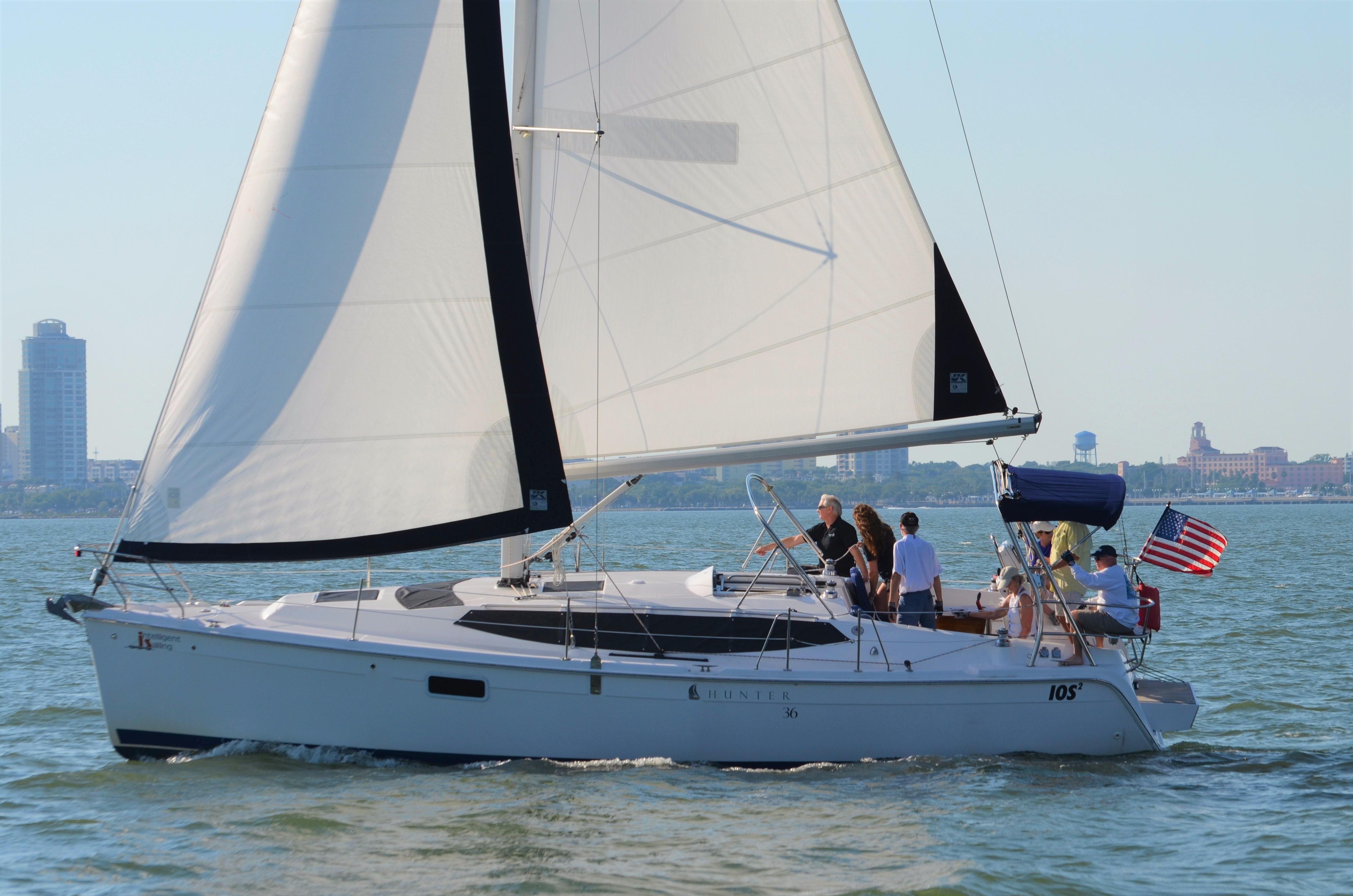 2013 Hunter 36 Sail Boat For Sale Wwwyachtworldcom