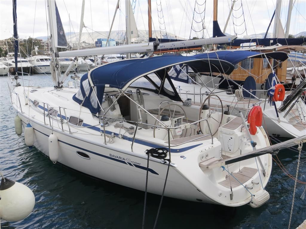 2007 Bavaria 42 Cruiser Sail New And Used Boats For Sale