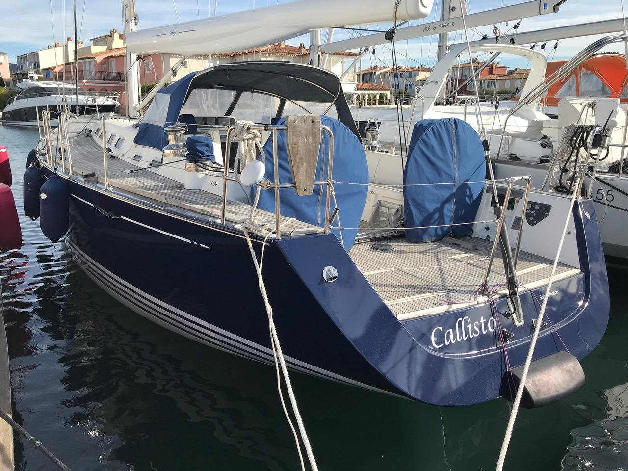 small resolution of 2006 x yachts x 50 sail boat for sale www yachtworld com