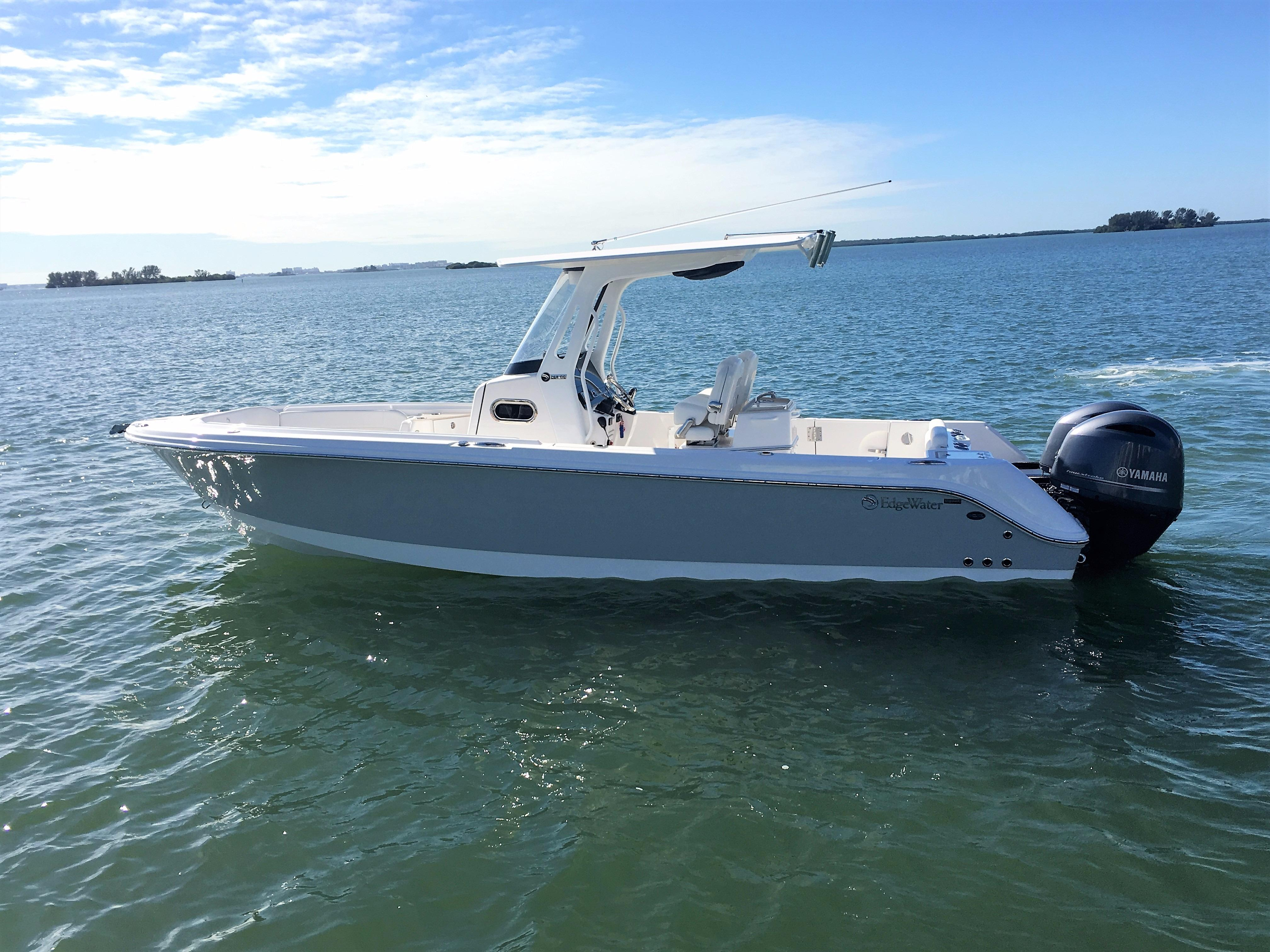 2017 Edgewater 262CC Power Boat For Sale Www