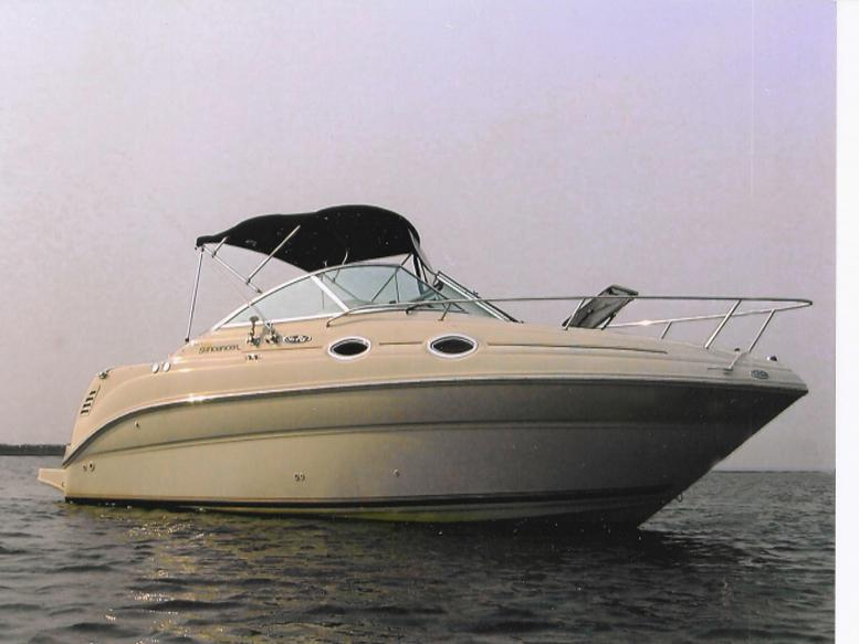 1997 Sea Ray 240 Sundancer Power Boat For Sale Www