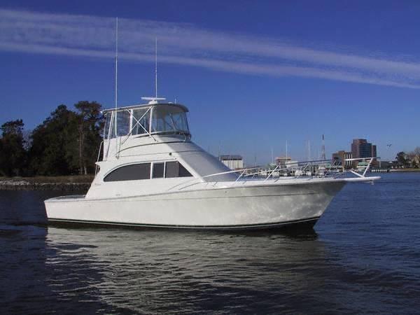 1998 Egg Harbor Golden Egg 42 Power Boat For Sale Www